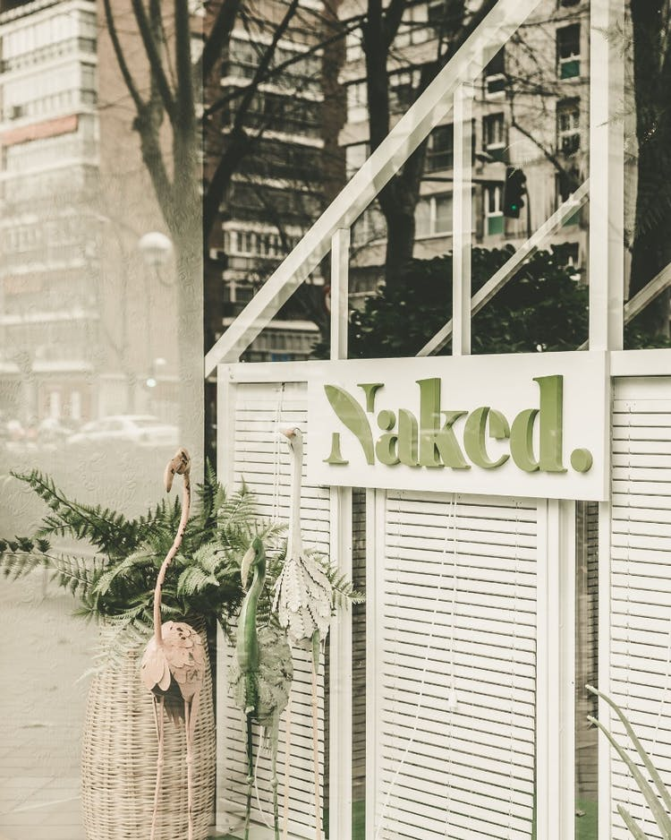 Naked Concept