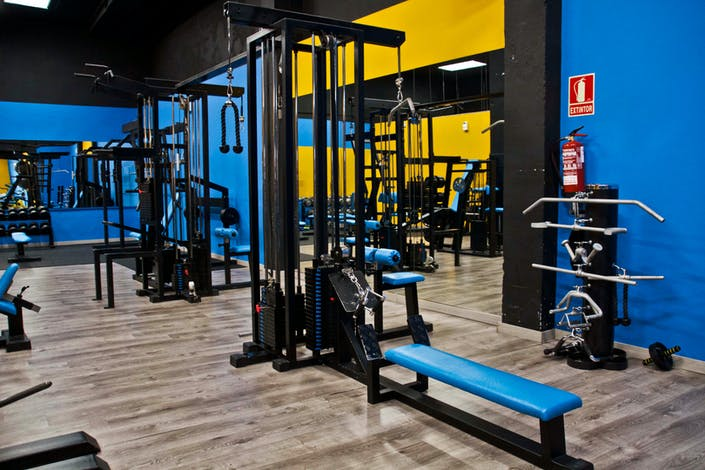 oferta gimnasio fitness beach tarragona gymforless