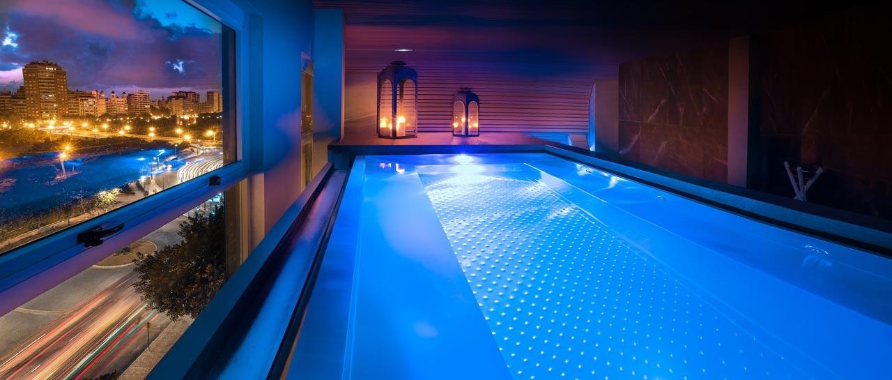 Foto 0 Oferta Calm & Luxury Spa Premium Valencia {2} - GymForLess