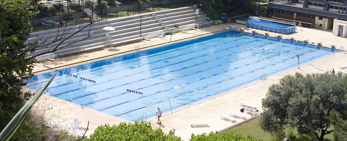 Picture 0 Deals for Gym CLUB NATACIÓ MONTJUÏC Barcelona