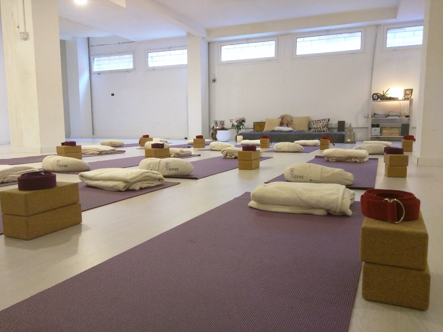 Picture 2 Deals for Gym Yoganet Barcelona