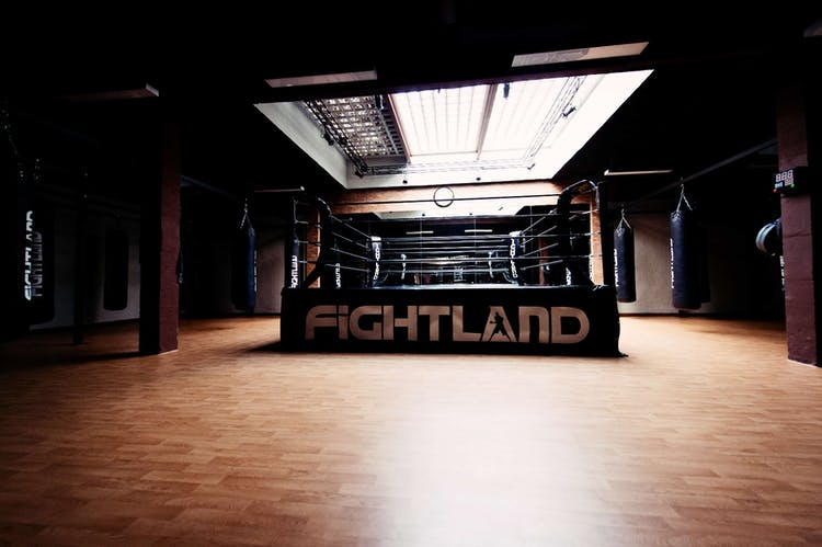 Fightland Azca
