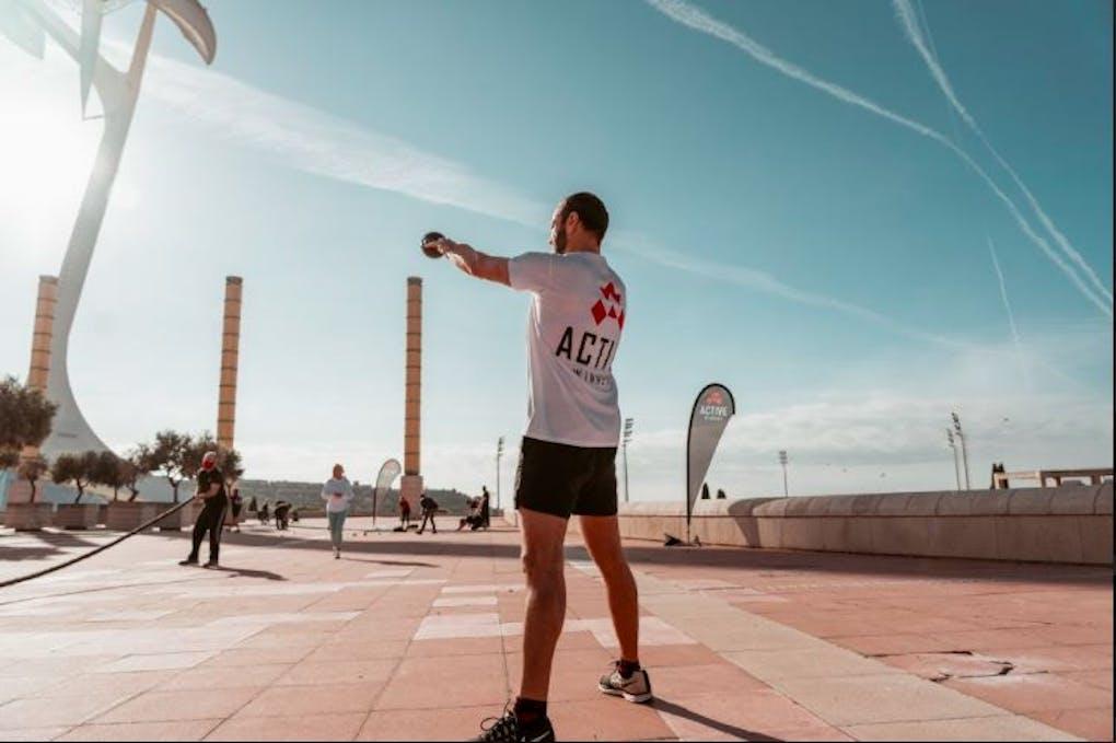 Active winners - Montjuic