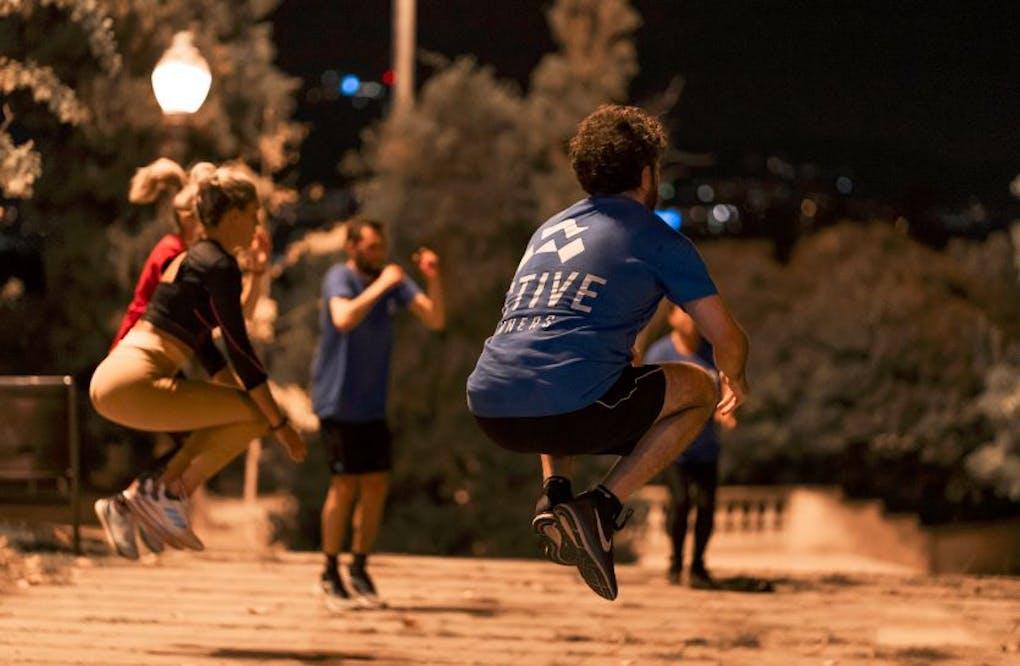 Active winners - Parc de la Espanya Industrial