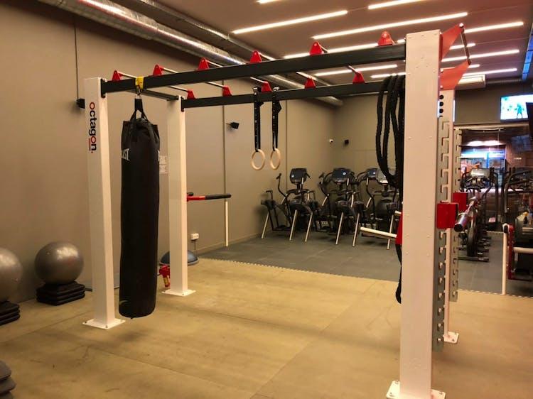 SNAP Fitness Aragón