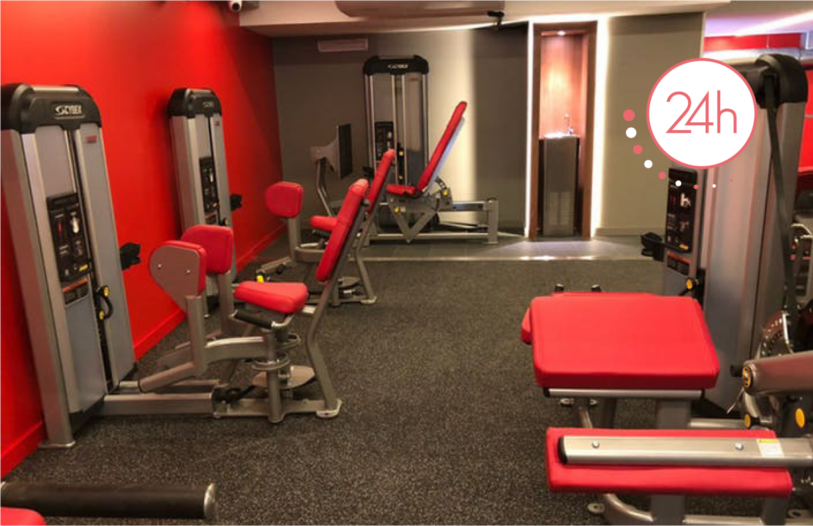 Picture 0 Deals for SNAP Fitness Aragón Barcelona {2}