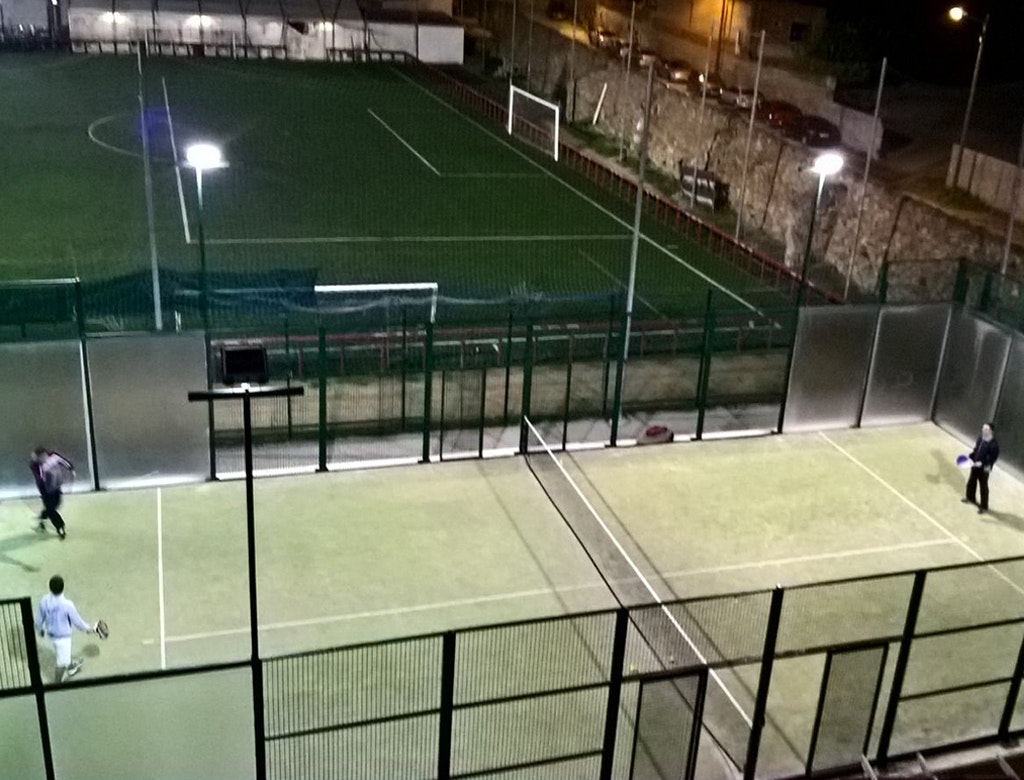 Picture 0 Deals for Gym Padel7SantAndreu Barcelona