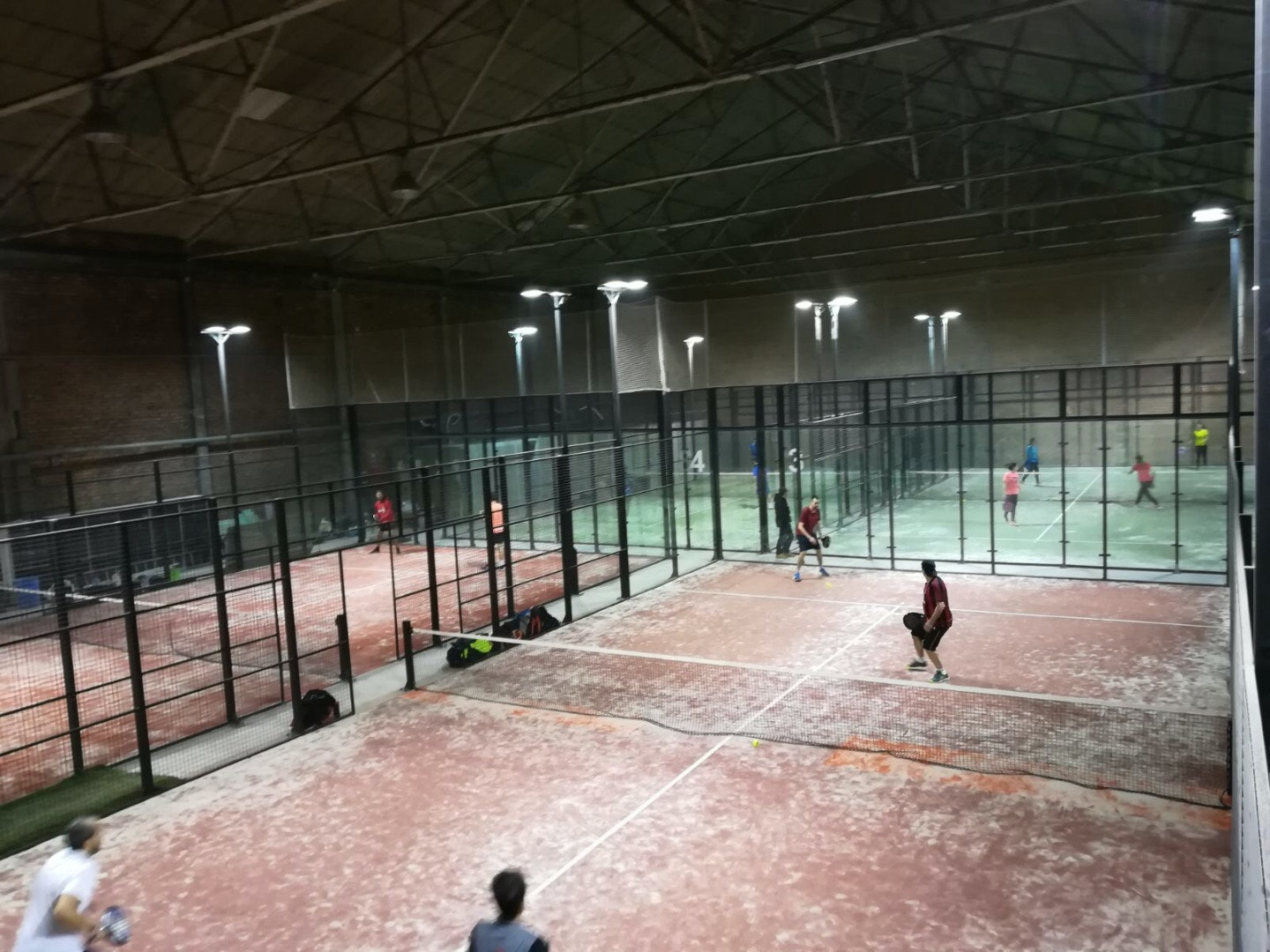 Picture 0 Deals for Gym Padel7SantMartí Barcelona