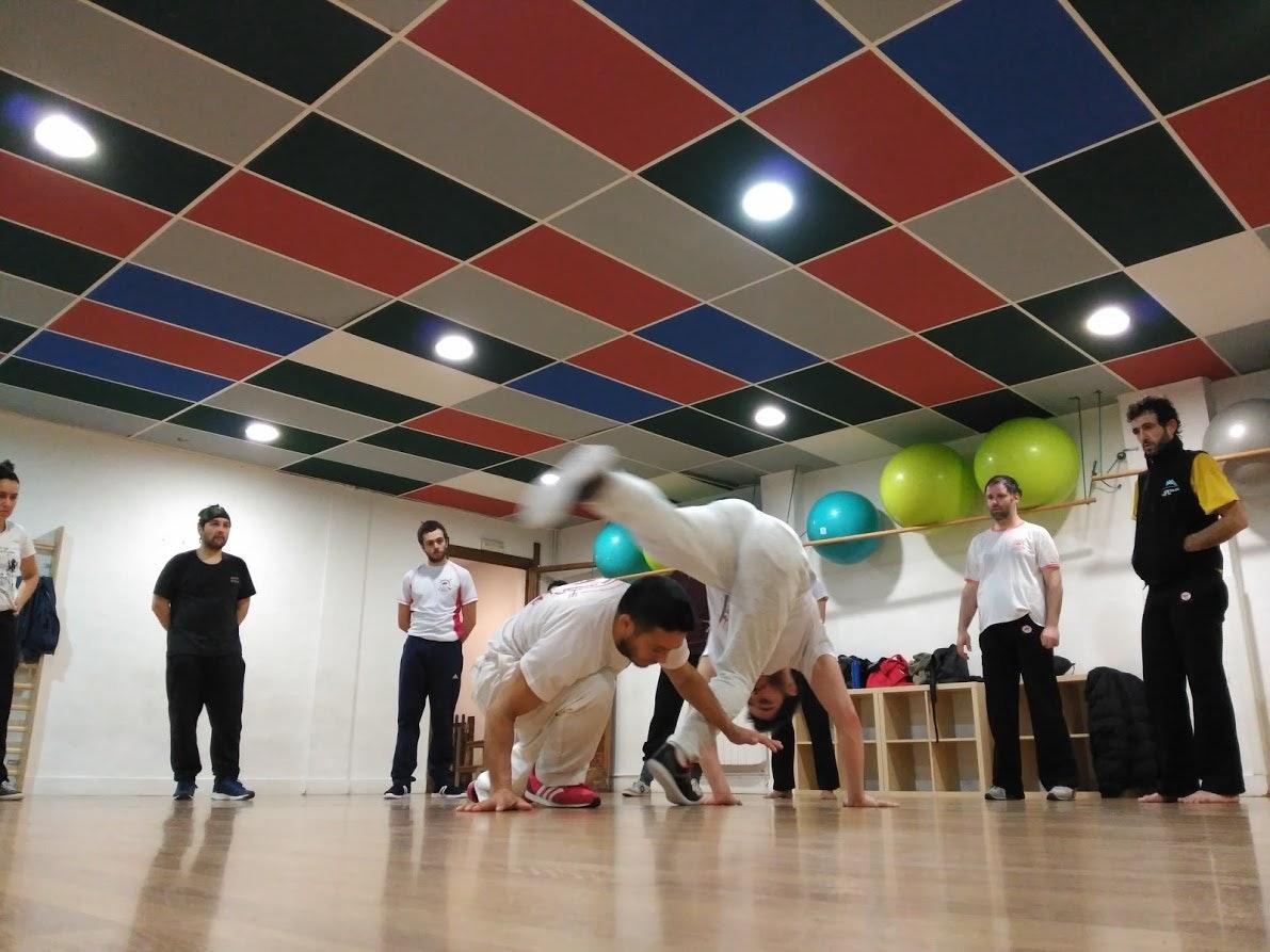 Matumbé Capoeira BCN Llatzeret