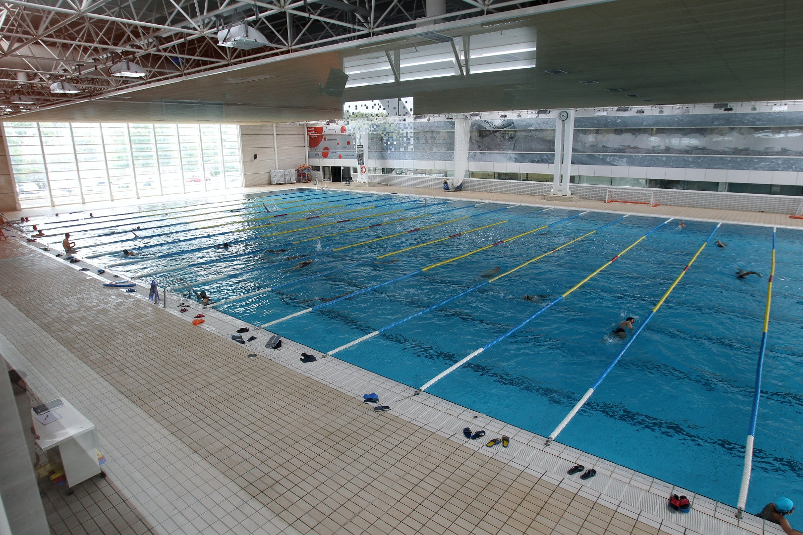 Picture 3 Deals for Piscines Bernat Picornell Barcelona {2}