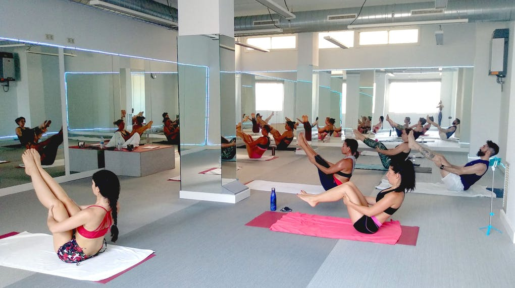 Bikram Yoga Spain Alcobendas - Sanse