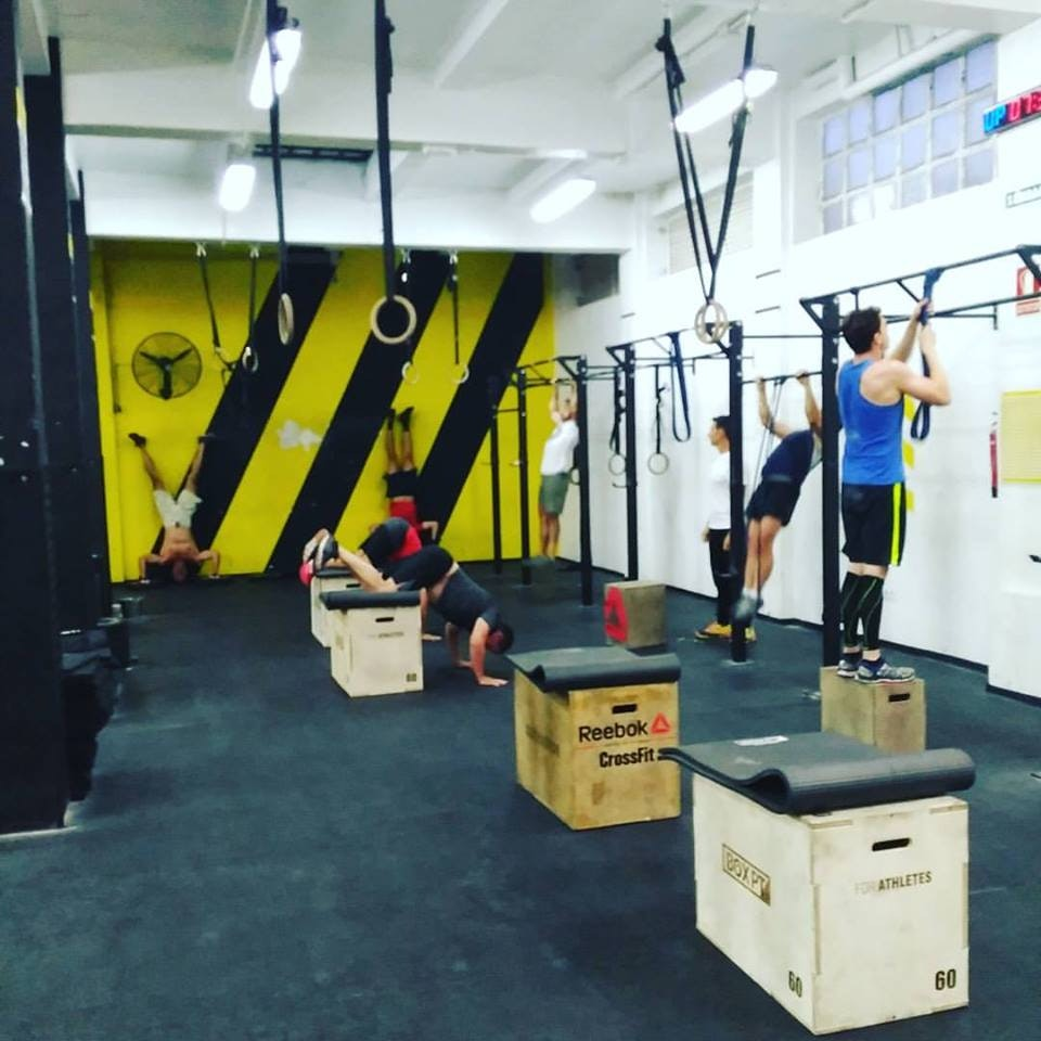 Foto 4 Oferta C1 CrossFit Madrid {2} - GymForLess