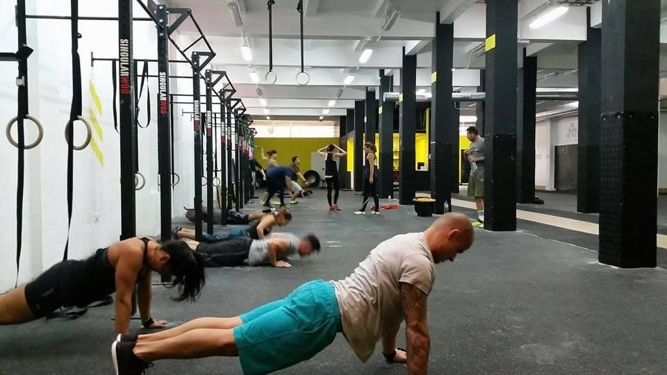 Foto 1 Oferta C1 CrossFit Madrid {2} - GymForLess