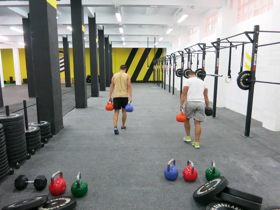 Foto 2 Oferta C1 CrossFit Madrid {2} - GymForLess