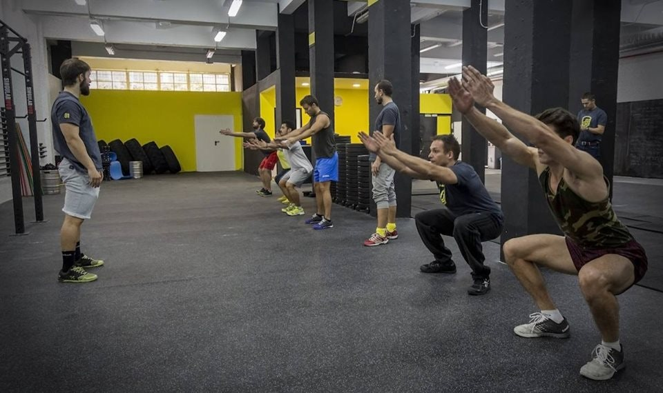 Foto 3 Oferta C1 CrossFit Madrid {2} - GymForLess