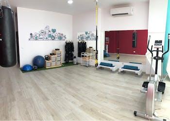 Centro Entrenamiento Personal