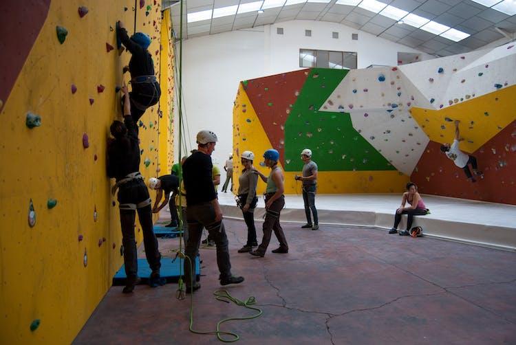 Yurok Climbing Center