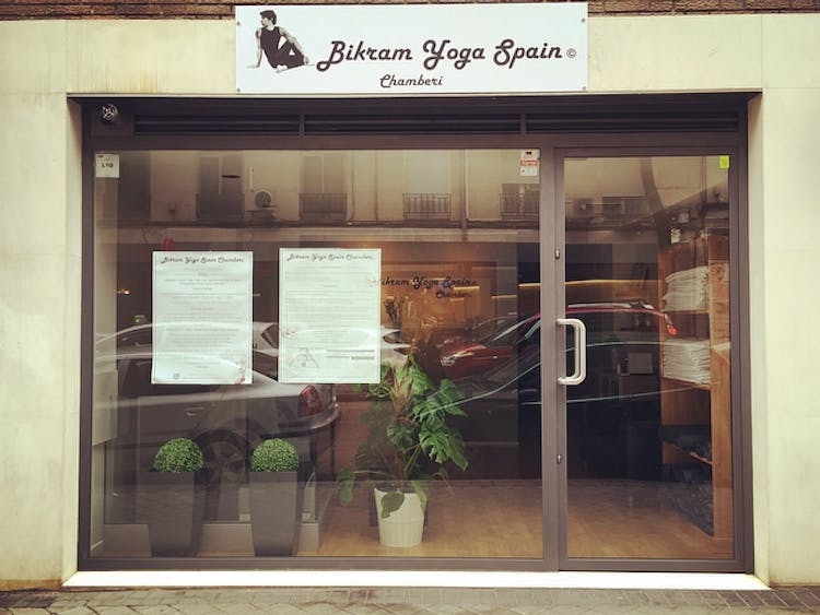 Bikram Yoga Spain Chamberí