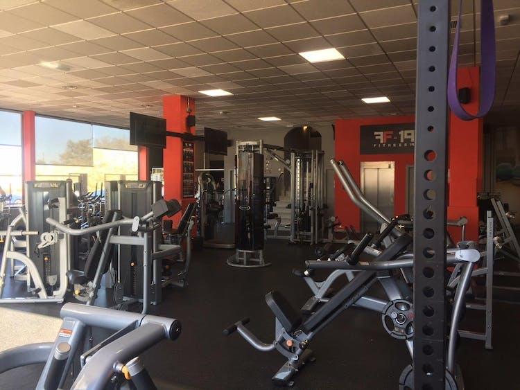 Fitness 19 Illescas