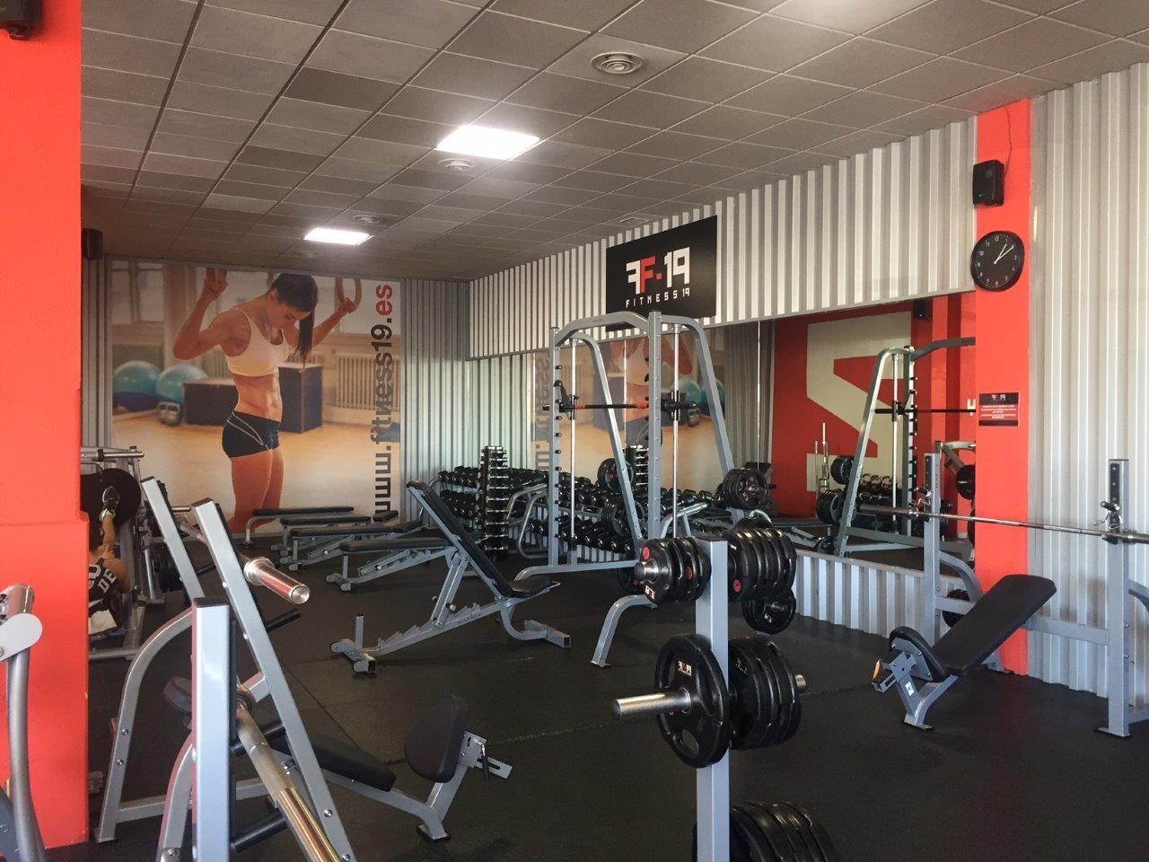 Foto 0 Oferta Fitness 19 Illescas Illescas {2} - GymForLess