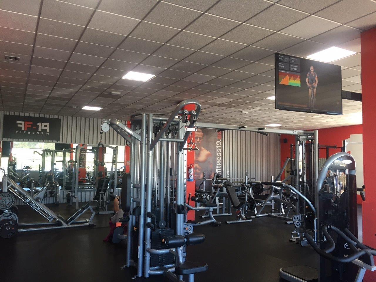 Foto 2 Oferta Fitness 19 Illescas Illescas {2} - GymForLess