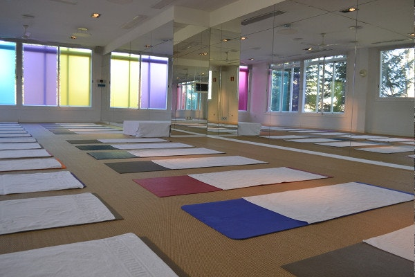 Bikram Yoga Spain Pozuelo