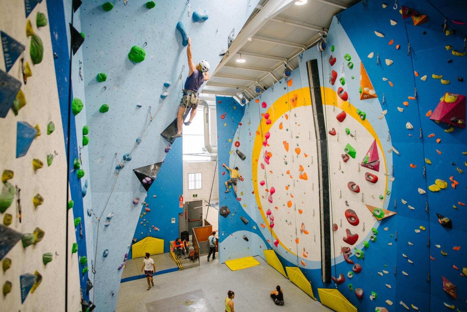 Foto 7 Oferta Sputnik Climbing Center Alcobendas {2} - GymForLess