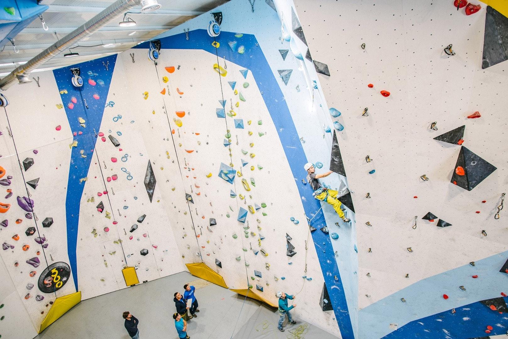 Foto 6 Oferta Sputnik Climbing Center Alcobendas {2} - GymForLess
