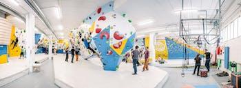 Sputnik Climbing Center
