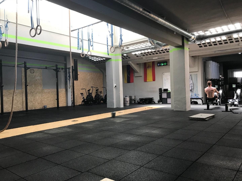 Foto 4 Oferta MYF CrossFit Madrid {2} - GymForLess