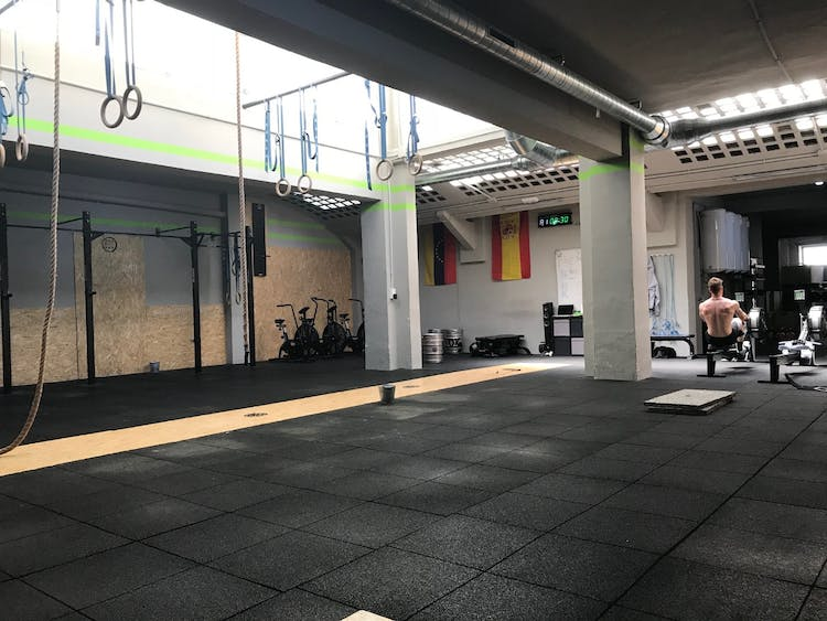 MYF CrossFit - Clases Online