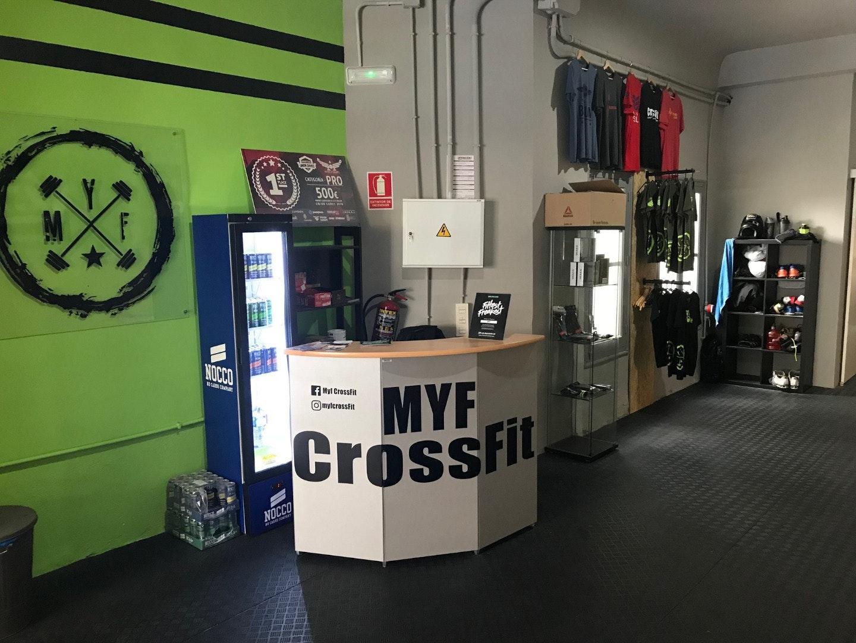Foto 0 Oferta MYF CrossFit Madrid {2} - GymForLess