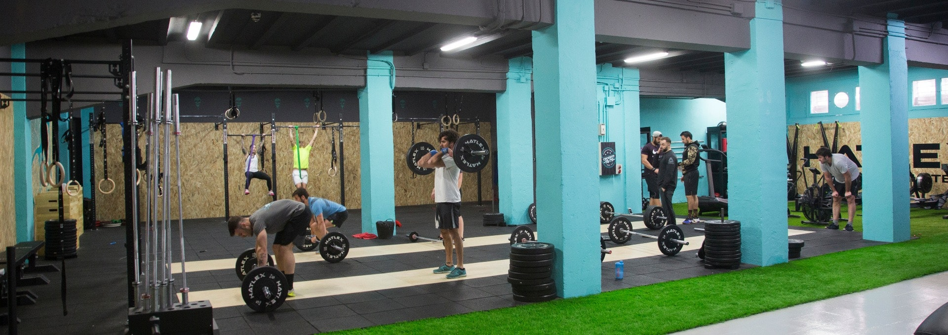 Foto 0 Oferta CrossFit 78/79 Madrid {2} - GymForLess