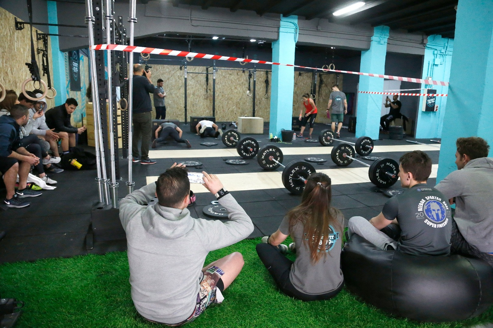 Foto 3 Oferta CrossFit 78/79 Madrid {2} - GymForLess