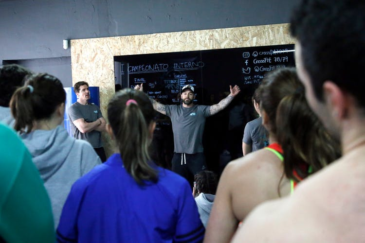 CrossFit 78/79 - Clases Online