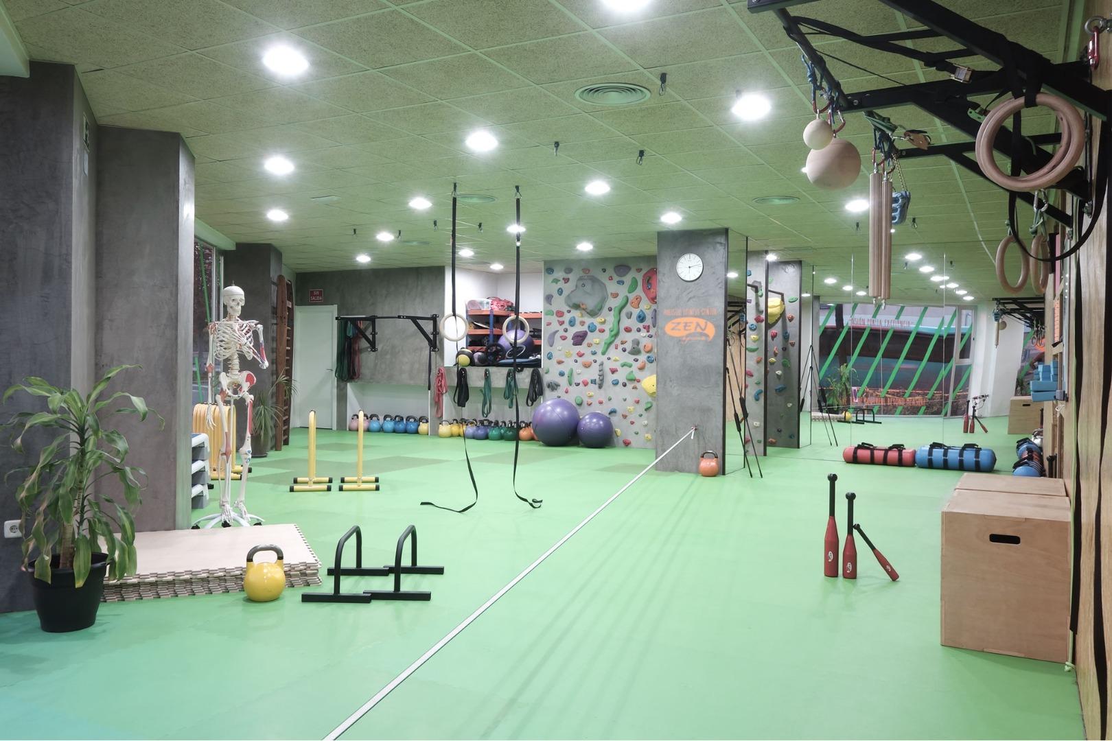 Oferta gimnasio centro zen dynamics alcobendas gymforless - Gimnasio en alcobendas ...