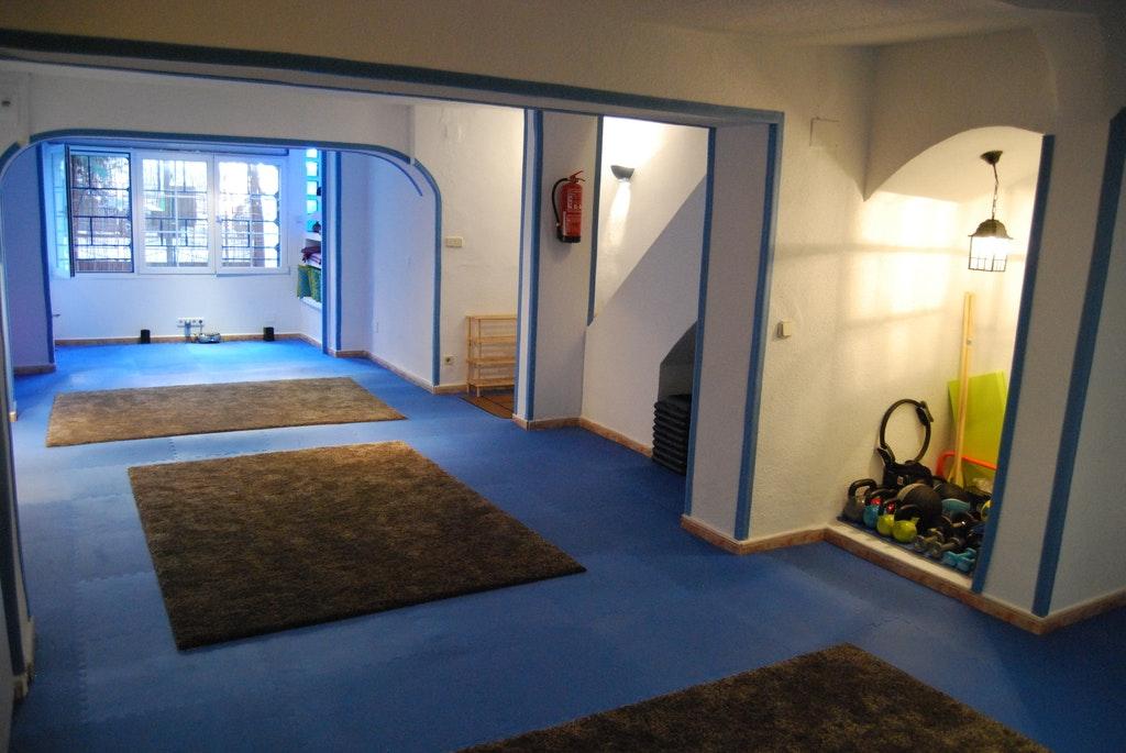 Foto 5 Oferta Espacio Yoga Bambú Madrid {2} - GymForLess