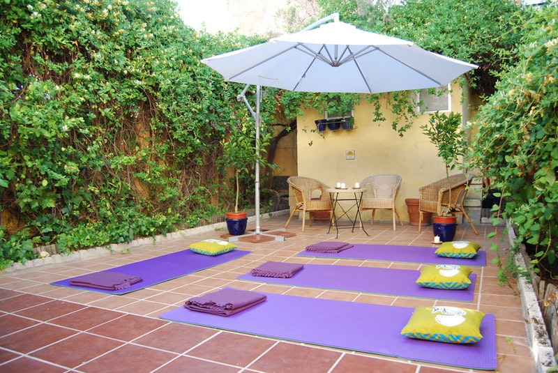 Foto 0 Oferta Espacio Yoga Bambú Madrid {2} - GymForLess