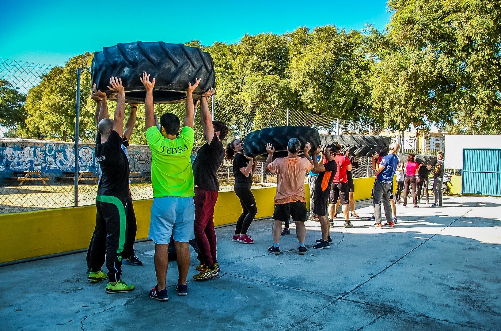 Foto 3 Oferta La Colmena CrossFit Sevilla {2} - GymForLess