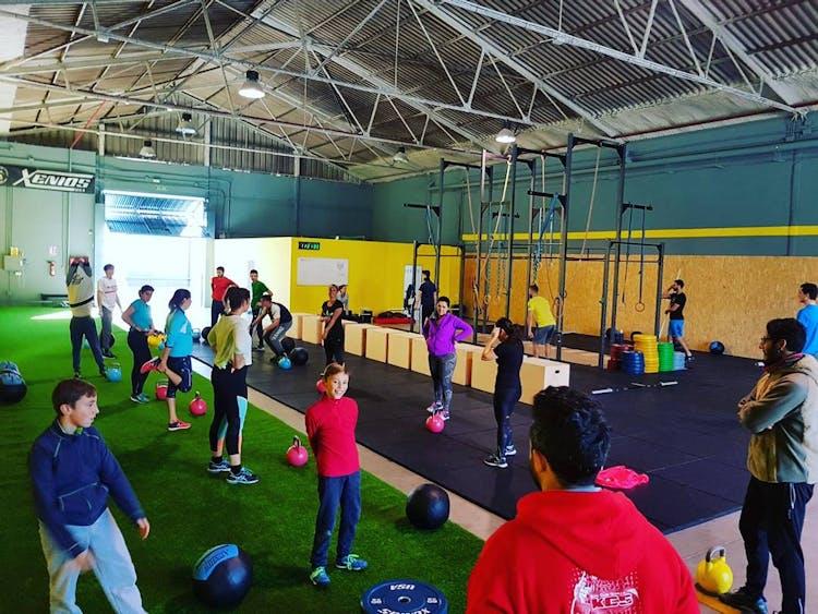 La Colmena CrossFit