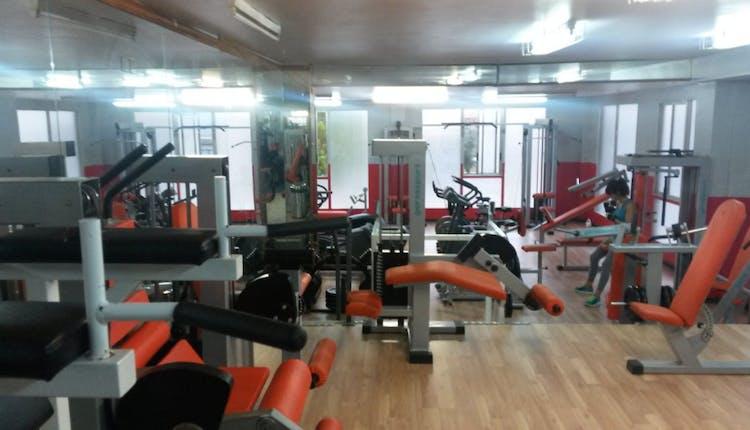 Pain & Gain Gym