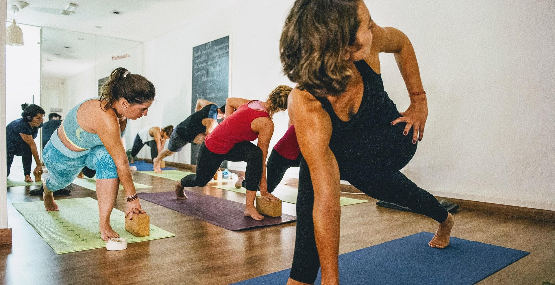 Foto 3 Oferta DAMANAVA Yoga & Wellness Studio Madrid {2} - GymForLess