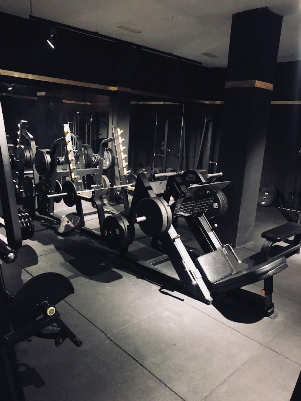 Bulky Gym