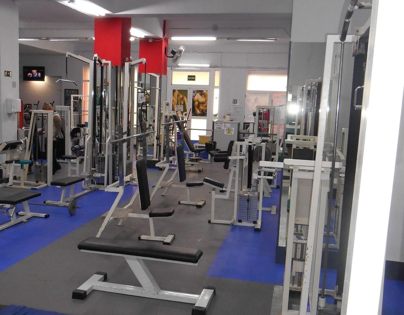 Foto 5 Oferta The Muscle III Madrid {2} - GymForLess