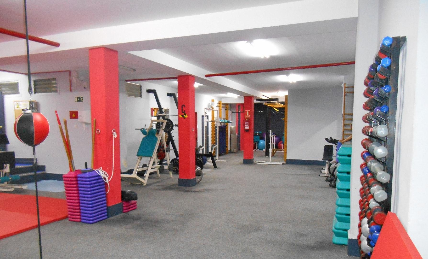 Foto 1 Oferta The Muscle III Madrid {2} - GymForLess