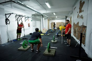 Crossfit Ypsilon
