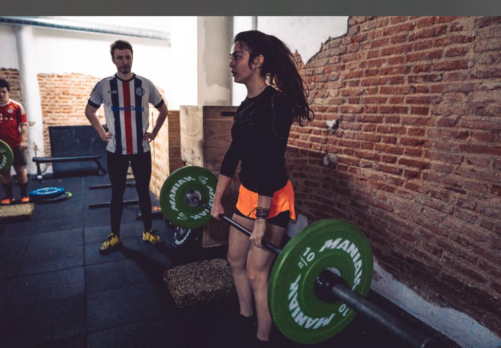 Foto 3 Oferta Crossfit Ypsilon Madrid {2} - GymForLess