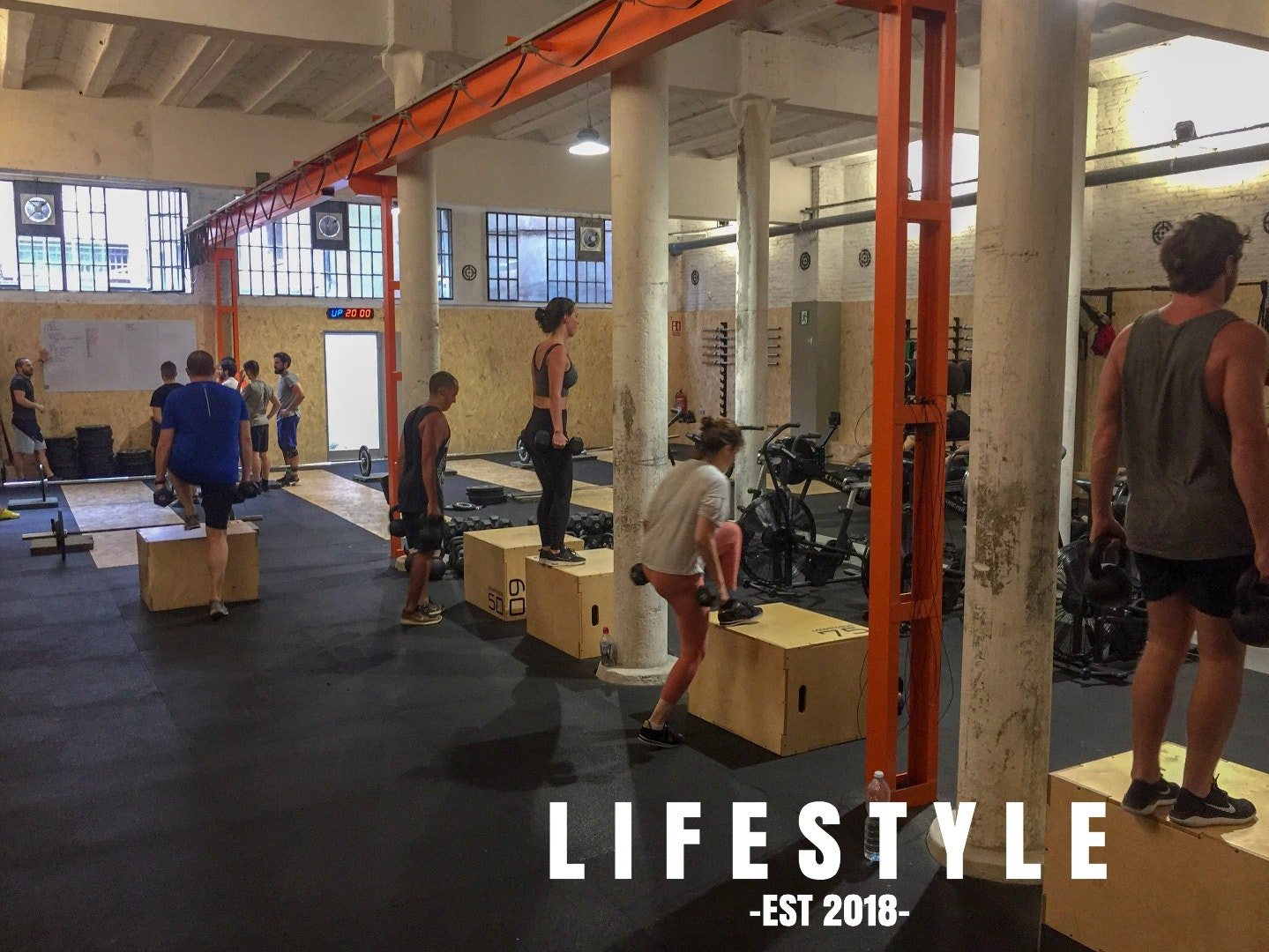 Picture 4 Deals for CrossFit LFS Barcelona {2}