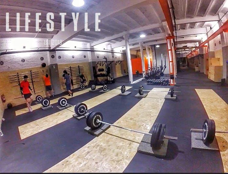 CrossFit LFS - Clases Online