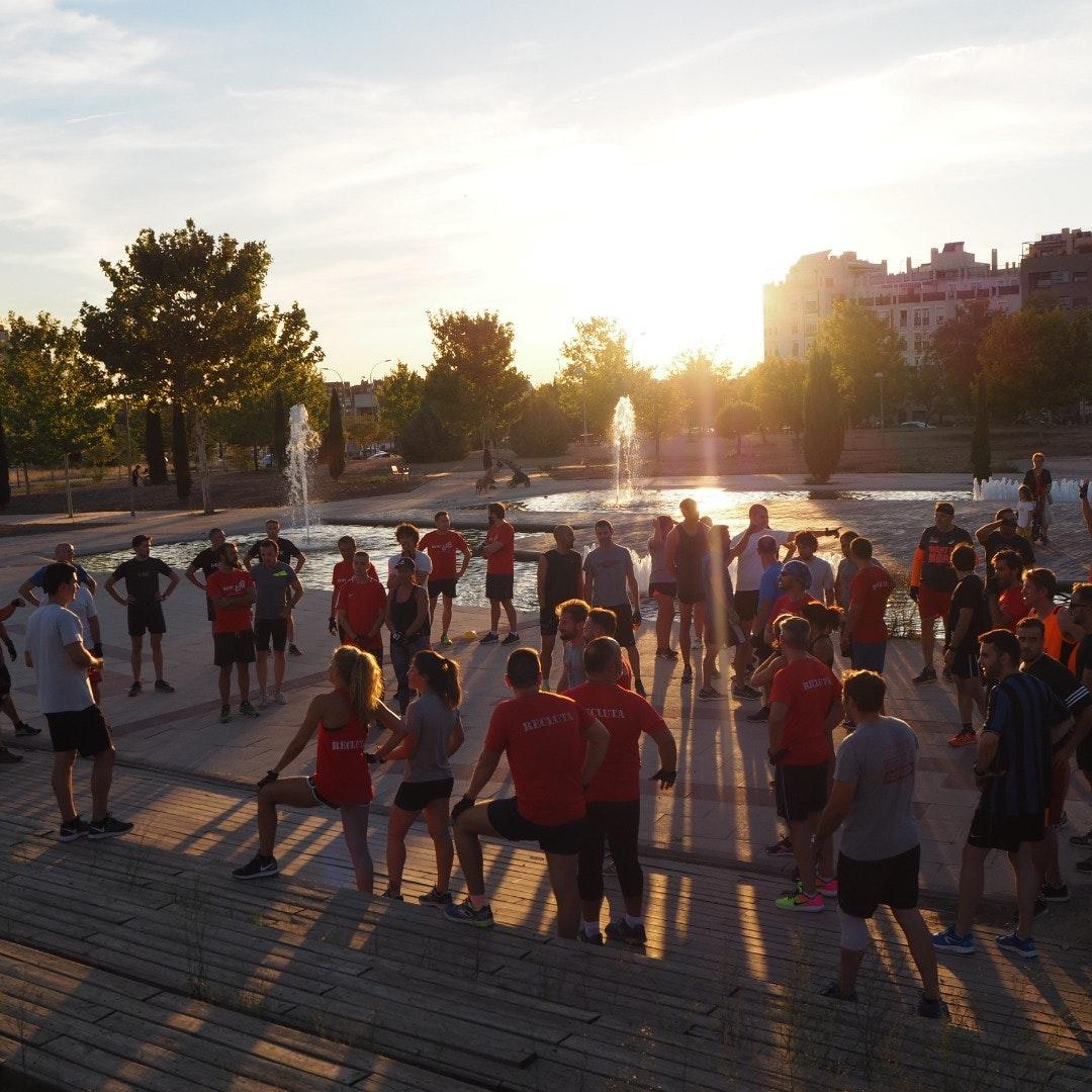 Foto 5 Oferta Bootcamp Vallecas Madrid {2} - GymForLess